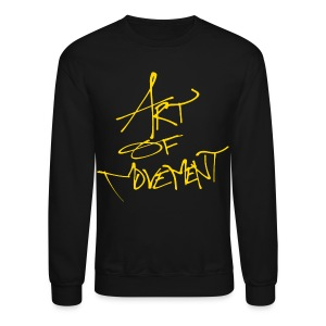 Jay Park - AOM Yellow (Design by AN) - Crewneck Sweatshirt