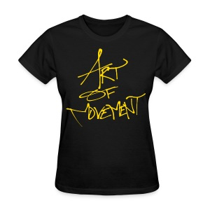 Jay Park - AOM Yellow (Design by AN) - Women's T-Shirt