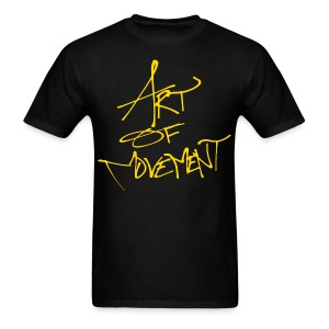 Jay Park - AOM Yellow (Design by AN) - Men's T-Shirt
