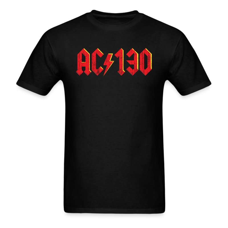 AC-130  - Men's T-Shirt