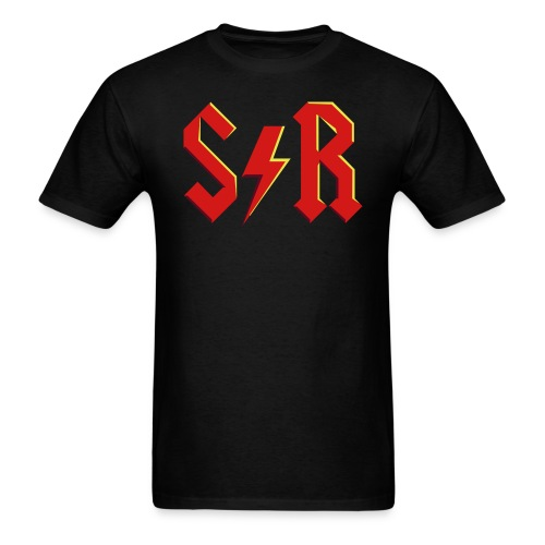 SR Logo - Men's T-Shirt
