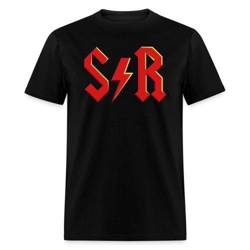 SR Logo - Men's T-Shirt