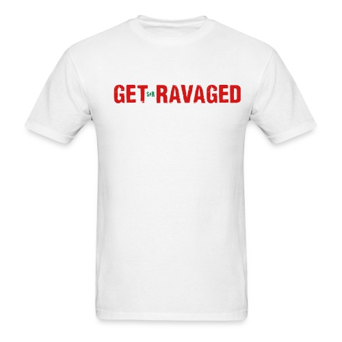 Get Ravaged Tee - Men's T-Shirt