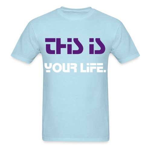 Live it - Men's T-Shirt