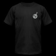 T-Shirts ~ Men's T-Shirt by American Apparel ~ H-bomb