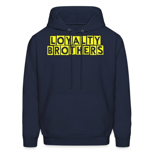 LOYALTY BROTHERS-WAFFLE HOUSE - Men's Hoodie