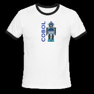 T-Shirts ~ Men's Ringer T-Shirt ~ Article 8446894