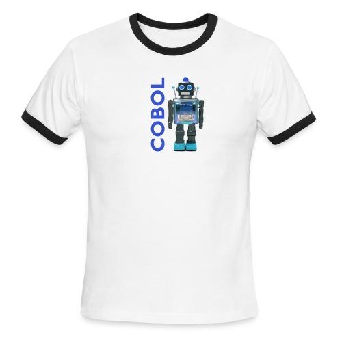 Robol - Men's Ringer T-Shirt