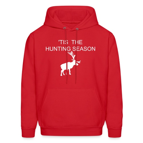 'TIS THE HUNTHING SEASON - Men's Hoodie