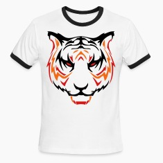 tiger head 05 T-Shirts