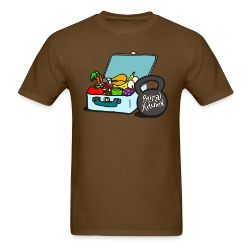 Paleo Men's Standard Weight Primal Kitchen T-Shirt - Men's T-Shirt