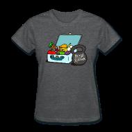 T-Shirts ~ Women's T-Shirt ~ Paleo Women's Primal Kitchen Tee