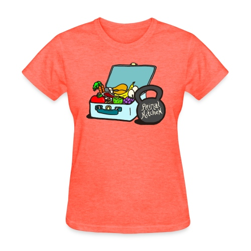 Paleo Women's Primal Kitchen Tee - Women's T-Shirt