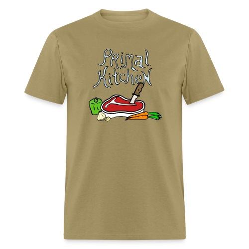Paleo Men's Primal Kitchen Classic T-Shirt - Men's T-Shirt