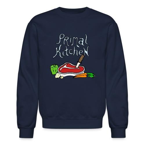 Paleo Men's Primal Kitchen Crewneck Sweatshirt - Crewneck Sweatshirt