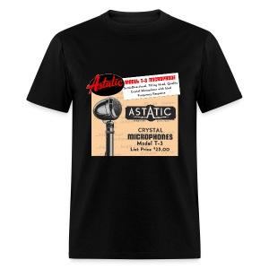 T-3 Bullet Mic Shirt - Men's T-Shirt