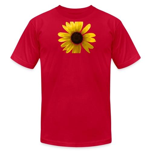 Men's Sunflower T-shirt in Brown - Men's  Jersey T-Shirt