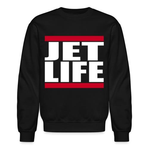 Men Life Sweater - Crewneck Sweatshirt