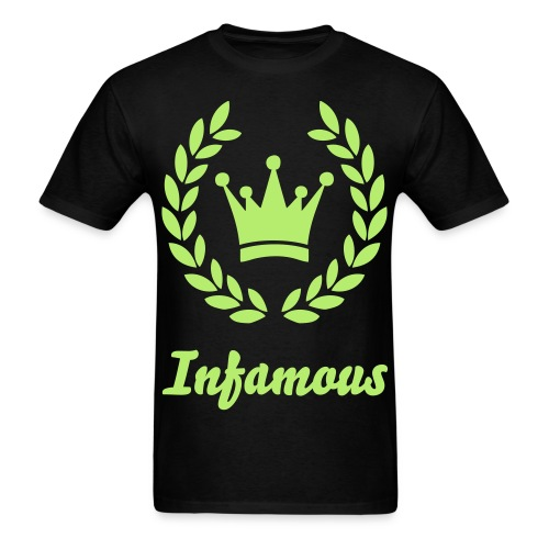 Infamous Crown Tee - Men's T-Shirt