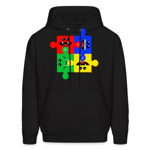 FRIENDS TOGETHER  - Men's Hoodie