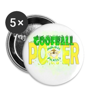 Goofball Power Buttons - Large Buttons