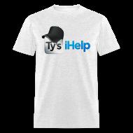 T-Shirts ~ Men's T-Shirt ~ Ty's iHelp