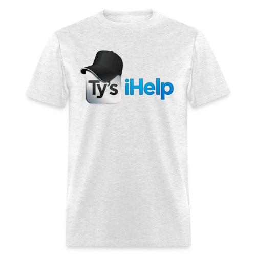 Ty's iHelp  - Men's T-Shirt
