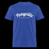 T-Shirts ~ Men's T-Shirt ~ Ponyville