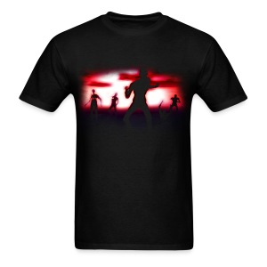 Zombies! - Men's T-Shirt