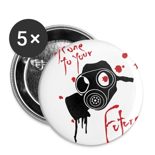 Welcome to your future - Large Buttons