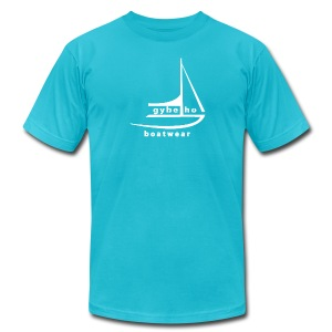 gh-boatwear  - Men's T-Shirt by American Apparel