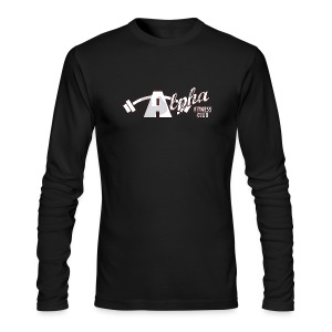 Men's Long Sleeve Shirt (New Logo) - Men's Long Sleeve T-Shirt by Next Level