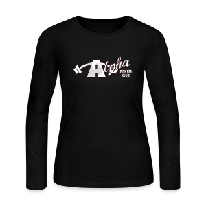 Women's Long Sleeve Shirt (New Logo) - Women's Long Sleeve Jersey T-Shirt