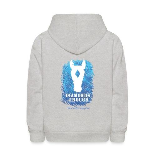 MOS/DITR Kid's Hooded Sweatshirt - Kids' Hoodie