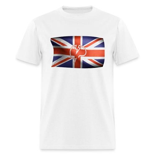 Men's Mindcrack Flying Mindcrack flag T-shirt - Men's T-Shirt