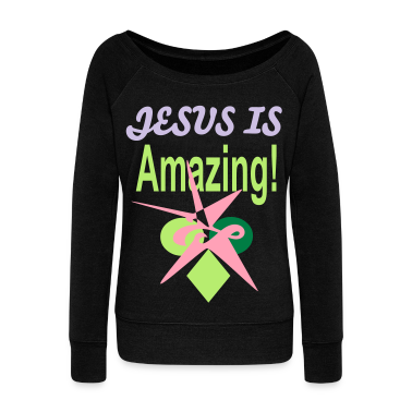 JESUS IS AMAZING