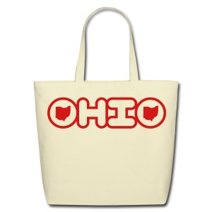 Ohio - Tote Bag - Eco-Friendly Cotton Tote