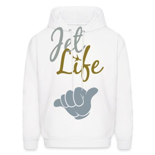Jet Life . - Men's Hoodie