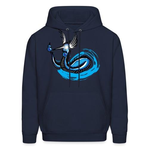 Dark Dragonair mens hoodie - Men's Hoodie