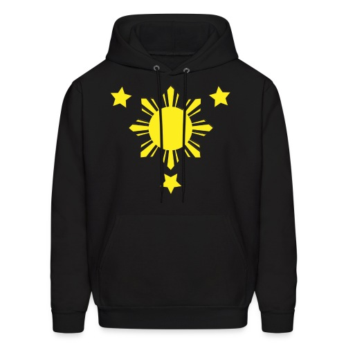 FILIPINO SIGN - Men's Hoodie