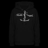 Hoodies ~ Women's Hoodie ~ mvyradio - Martha's Vineyard anchor