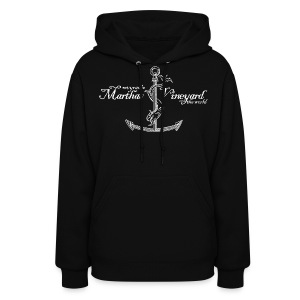 mvyradio - Martha's Vineyard anchor - Women's Hoodie