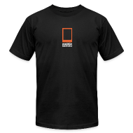 T-Shirts ~ Men's T-Shirt by American Apparel ~ Mobile Nations