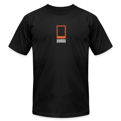 Mobile Nations  - Men's Fine Jersey T-Shirt