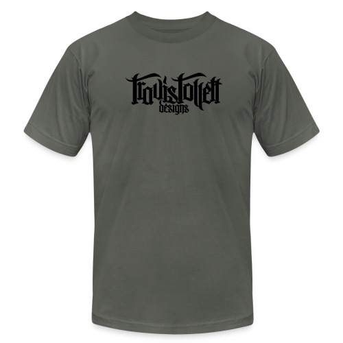 TTd -American Apparel- click to pick color - Men's  Jersey T-Shirt