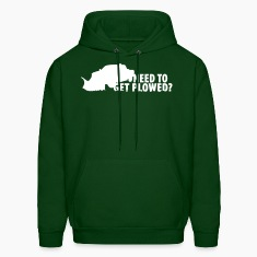Need to get PLOWED? Hoodies