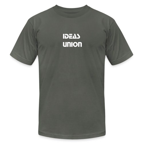 Ideas Union  - Men's Fine Jersey T-Shirt