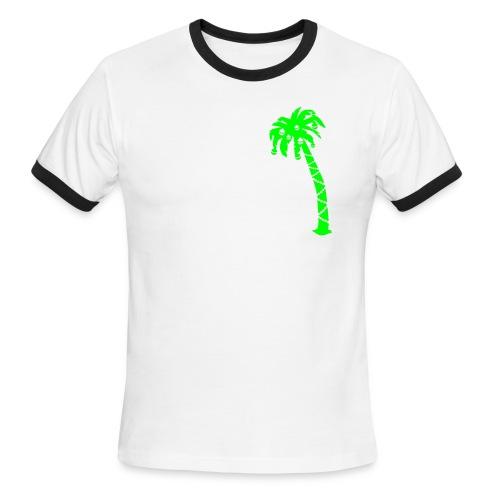 TROPICAL - Men's Ringer T-Shirt