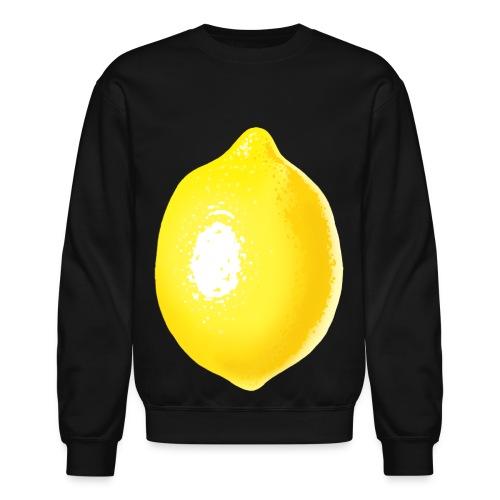 Every Villain  is lemon - Crewneck Sweatshirt