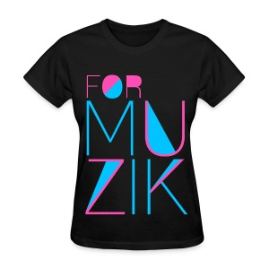 [4MIN] For Muzik - Women's T-Shirt